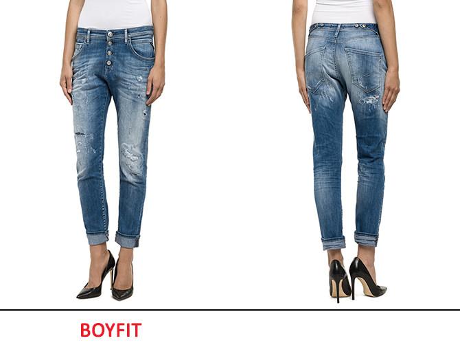 Replay jeans shorts damen