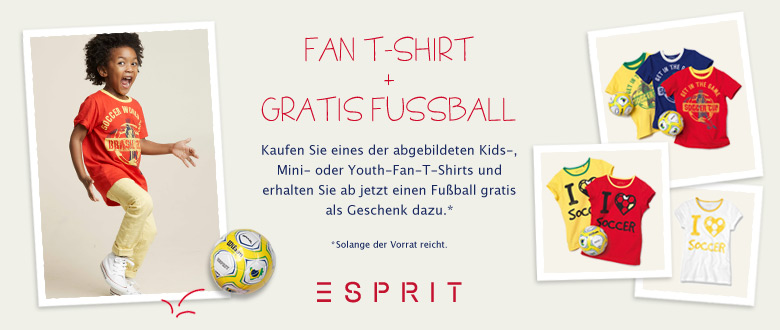 Esprit WM-T-Shirts