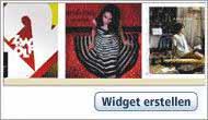Slideshow-Widgets in Webseite einbinden