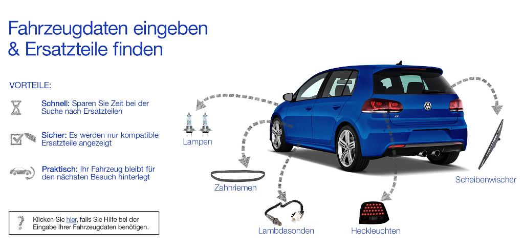 Amazon.de: Passende Ersatzteile für Ihr Fahrzeug: Auto & Motorrad