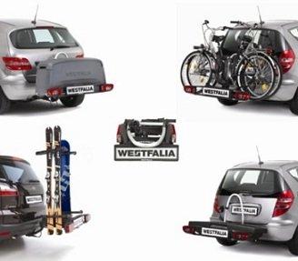 Wesfalia BC 60 Fahrradträger
