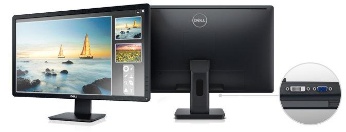 Dell E2414H 61 cm LED-Monitor schwarz: Amazon.de: Computer