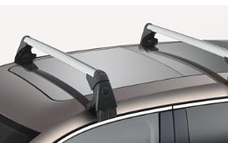 Dachträger für Autos ohne Rinne