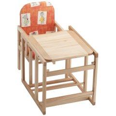 herlag hochstuhl kombi set neuer bezug ebay. Black Bedroom Furniture Sets. Home Design Ideas