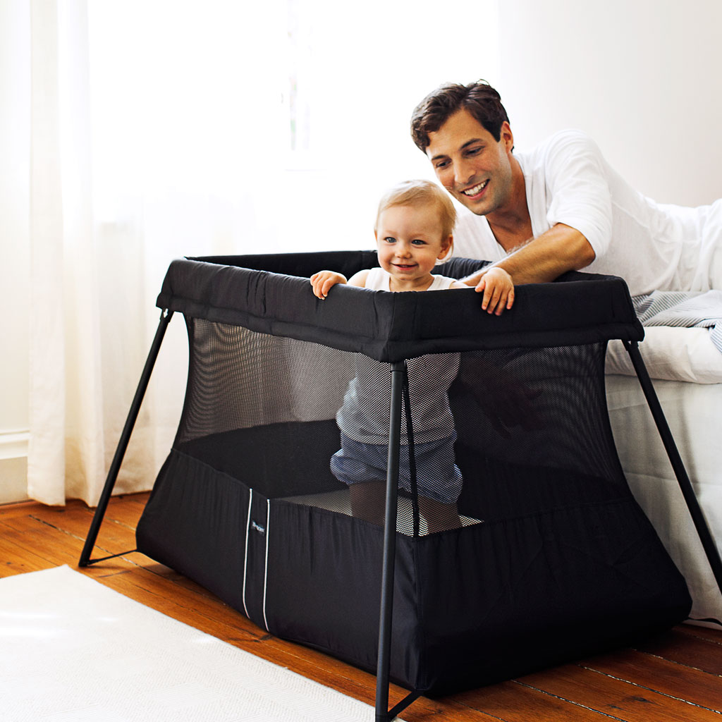 Baby bed for travel - Lightweight And Compact
