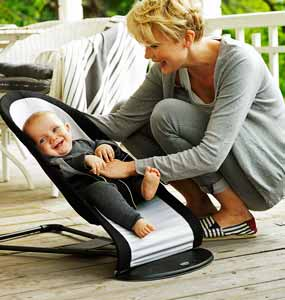 Babysitter Balance keeps your baby happy and safe