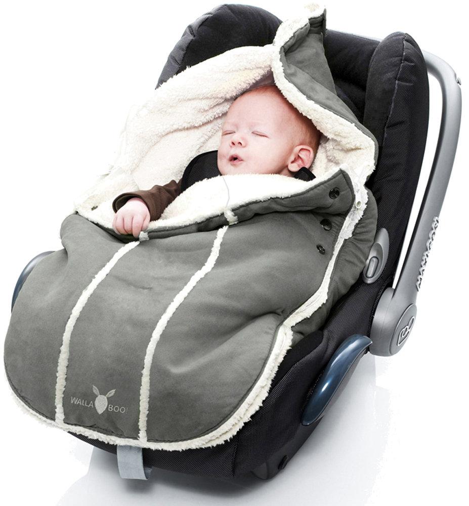wallaboo fu sack universal f r babyschale autositz. Black Bedroom Furniture Sets. Home Design Ideas