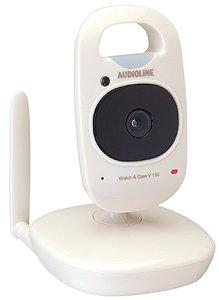 Babygerät mit Kamera zum Aufstellen im Kinderzimmer