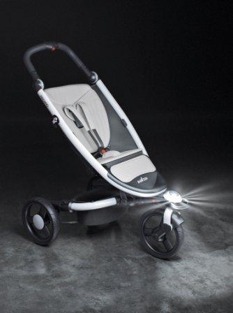 Kinderwagen Beleuchtung | Zen Recaro Edition Kinderwagen Black Amazon De Baby