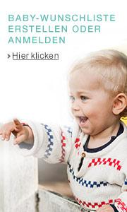 Baby-Wunschliste