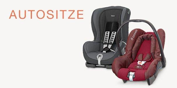 Autositze
