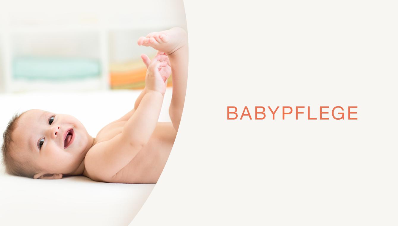 Neuheiten Babypflege