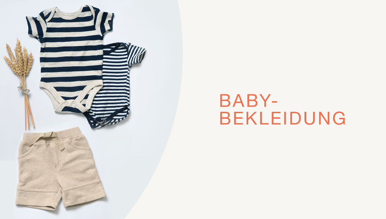 Neuheiten Babybekleidung