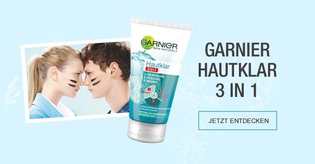 Garnier Hautklar 3 in 1