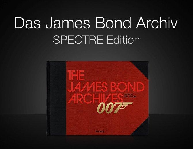 James Bond Archive