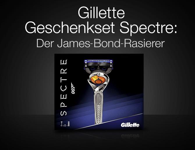 Gillette Geschenkset Spectre