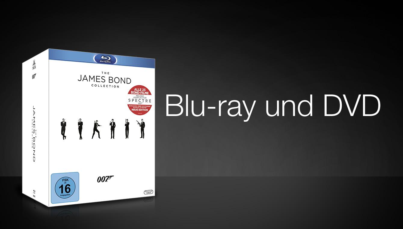 Blu-ray oder DVD