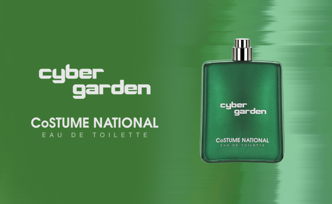Costume National Cyber Garden, Eau de Toilette, 1er Pack (1 x 100 ml)