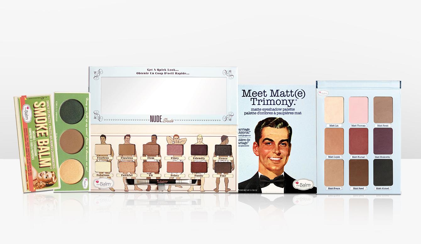 Make-Up-Paletten