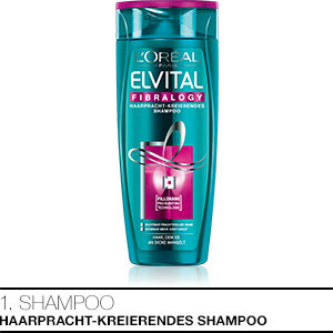 l oréal paris elvital fibralogy doppel konzentrat 1er