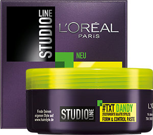 L'ORÉAL  PARiS Studio Line #TXT DANDY Produkt