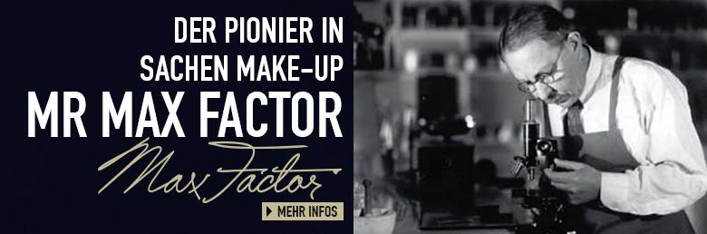 Max Factor Geschichte