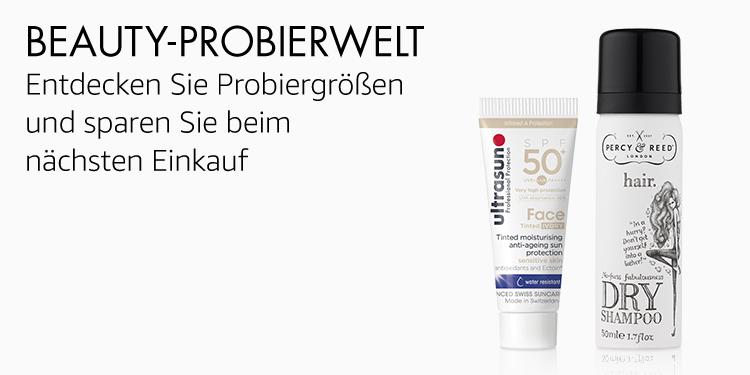 Beauty-Probierwelt