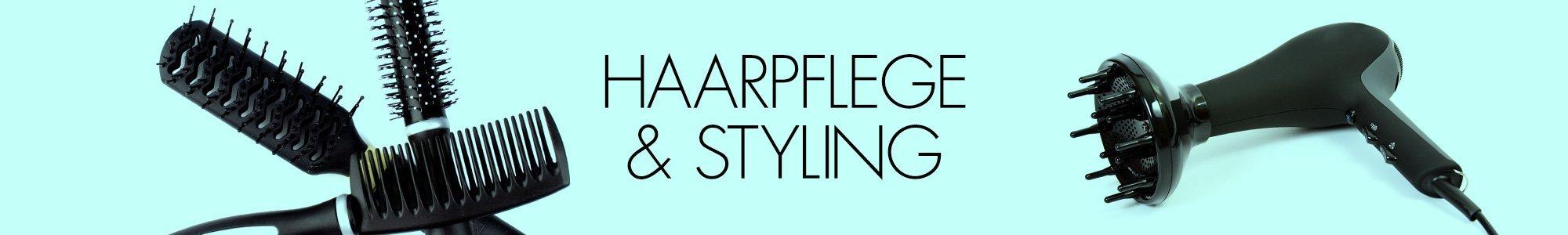 Haarpflege und Styling