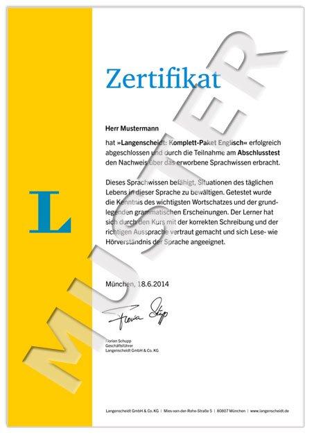 Langenscheidt Komplett-Paket Englisch - 3 Bücher mit 8 CDs: Der ...