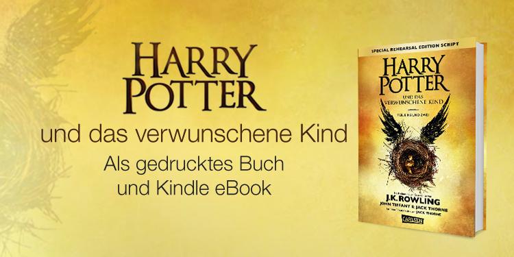 Harry Potter: Harry Potter und das verwunschene Kind