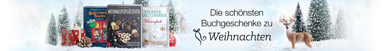 Weihnachtsbücher, Geschenkideen, Buchgeschenke