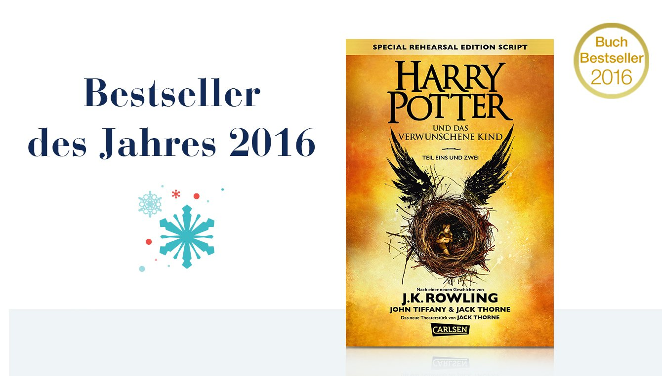 Bestseller des Jahres 2016