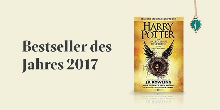 Besteseller des Jahres 2017