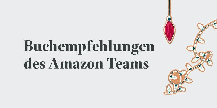 Buchempfehlungen des Amazon Teams