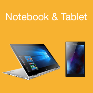 Notebook & Tablet