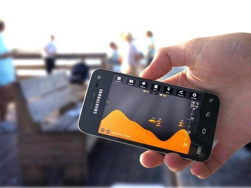 Fischfinder Deeper von Friday Lab DP0H10S10 - smart