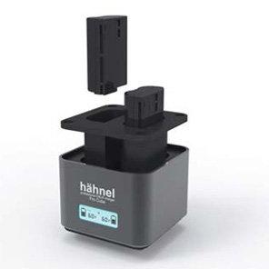 Hähnel 10005600 Procube Doppel Ladegerät Für Li Ion Kamera