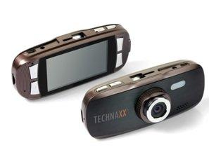 Front/- und Hinteransicht der Car HD Cam 1080P TX-14