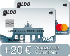 LBB-Kreditkarten-Doppel