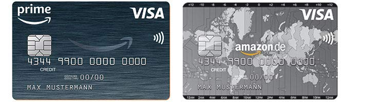 Amazon.de: : Ihre Amazon.de VISA Karte