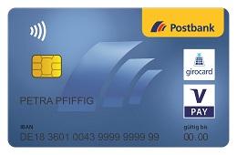 Postbank Girokonto Giro direkt Karte