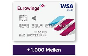 Barclaycard Eurowings Kreditkarte Classic