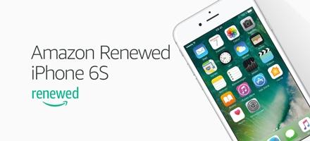 Zertifiziertes und generalüberholtes iPhone 6S mit Garantie
