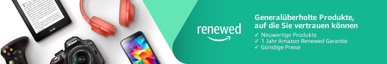 Generalüberholt Produkte (Amazon Renewed)