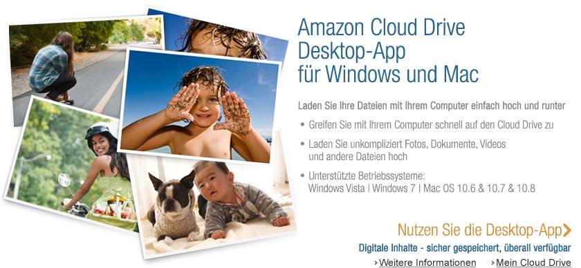 Cloud Drive Desktop Apps