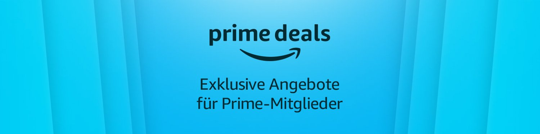 Prime Deals - Exklusive Angebote für Prime-Mitglieder