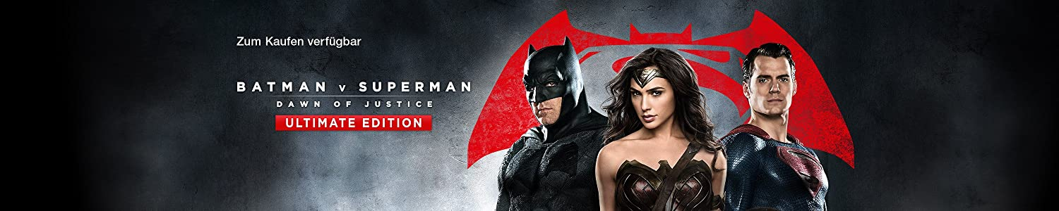 Batman v Superman - Dawn of Justice Ultimate Edition