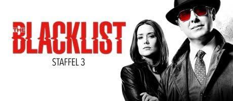 Blacklist: Staffel 3