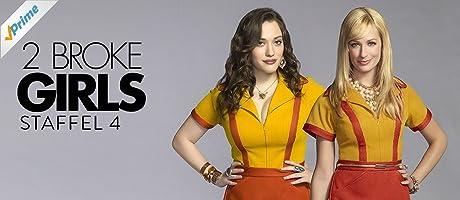 2 Broke Girls Staffel 1-4, Enthalten in Prime