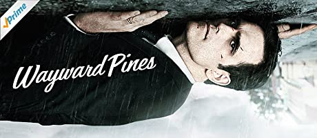 Wayward Pines Staffel 1, Enthalten in Prime